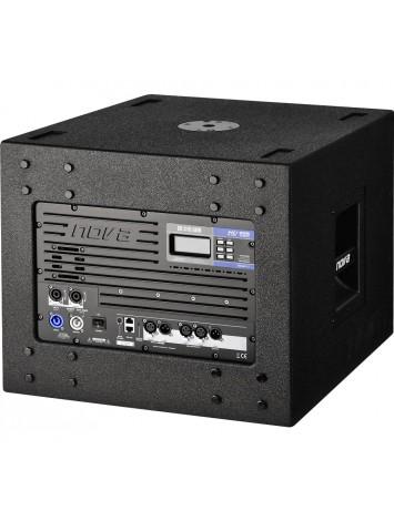 """NOVA Subwoofer 15"""" C/ Amplificador 3200W RMS e DSP"""