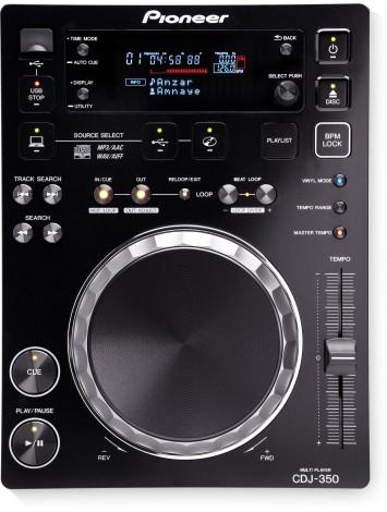 Digital Deck PIONEER CDJ-350