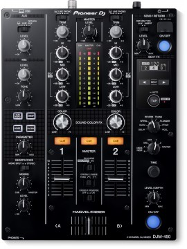 Mesa de mistura PIONEER DJM-450