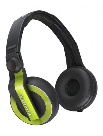 Auscultador DJ PIONEER HDJ-500-G