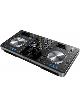 Controlador DJ C/Leitores CD PIONEER XDJ-R1