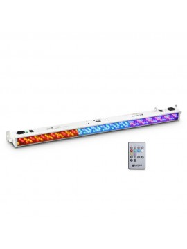 BAR 10 RGB IR WH
