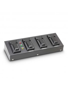 Controlador P/ Barra Multi PAR LED 4 Foot Switch