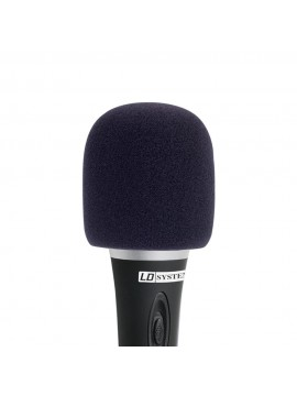 Anti-Sopro para microfone D913 Preto