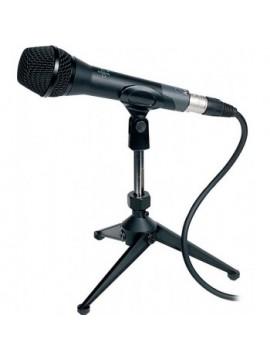 Tripe Microfone PROEL curto de bancada