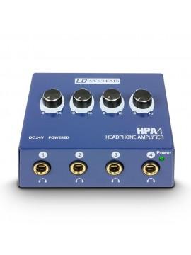 HeadPhone Amplifier 4 Canais LD HPA4