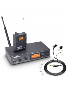 Sistema de Monição S/Fio IN EAR  LD  MEI1000G2
