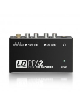 Phono Pre-Amplifier PPA2