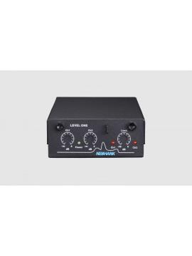 Limitador Audio NEWHANK Stereo em Xlr