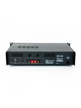 AmplificadorProfissional 2X400W
