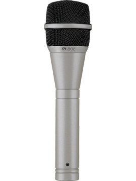 Micro Vocal EV PL80C