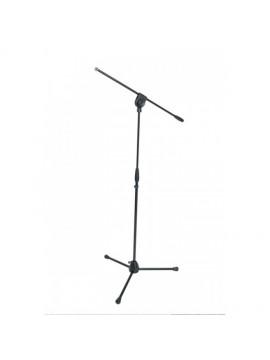 Tripe de Microfone PROEL 950-1600mm -Preto