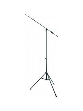 Tripe p/ Mic. PROEL c/ Girafa 1350-2050mm -Preto