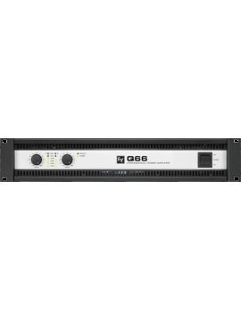 Amplificador EV Q66II