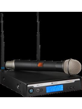 Microfone S/Fio de Mão EV R300-HD