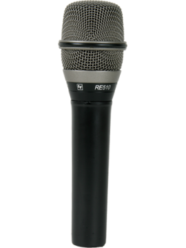 Micro Vocal Supercardioide EV RE510