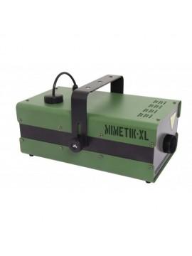 Maquina de fumo SAGITTER 1500W c/ DMX e comandos