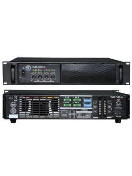 Amplificador 4 Canais TOPP PRO 2U Rack 4 X 400W
