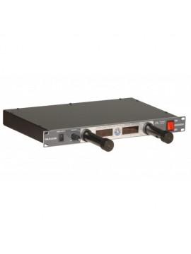 Iluminador/protector TOPP PRO c/ volt. 1U rack