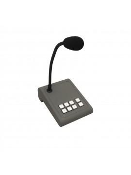 APART-AUDIO Microfone Paging 6 Zonas P/ MA247