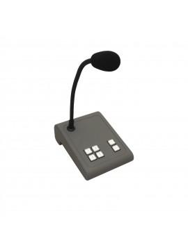 APART Microfone Paging 4 Zonas P/ ZONE4