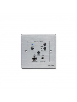 APART Painel controlo RJ45 MIC/LINE +LEVEL ON/OFF