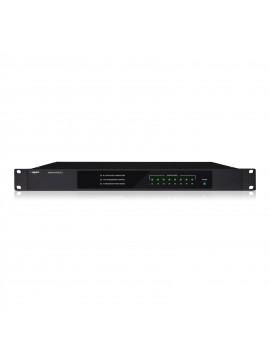 APART-AUDIO Matriz/Amplif./ Reprodutor C/DSP 8X8