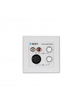 APART-AUDIO Controlador c/ entrada local