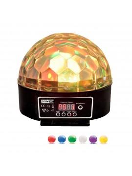 Projetor Power Sphero Magik LED 6X3W