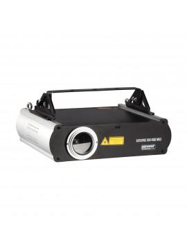 POWER Laser RGB 500mw Dmx e ILDA