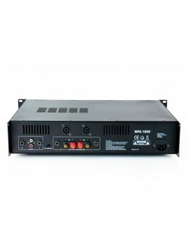 Amplificador Profissional 2X500W