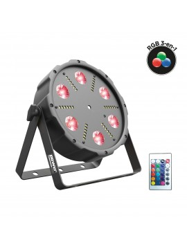 POWER Projector de Leds Slim 6X9W All-IN-ONE