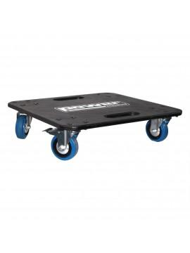 Skate para Racks c/ 4 rodízios (2 c/ travão)