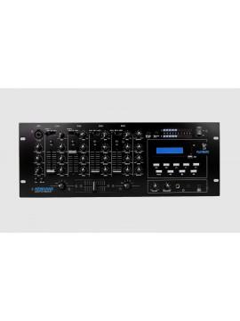 Misturador NEWHANK 8Lines, 3Mic USB/SD/BlueTooth